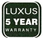 Luxus 5 Years Warranty